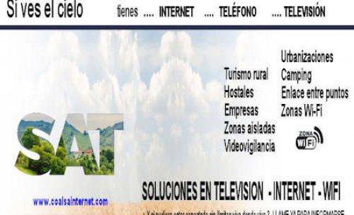 TV INTERNET WIFI